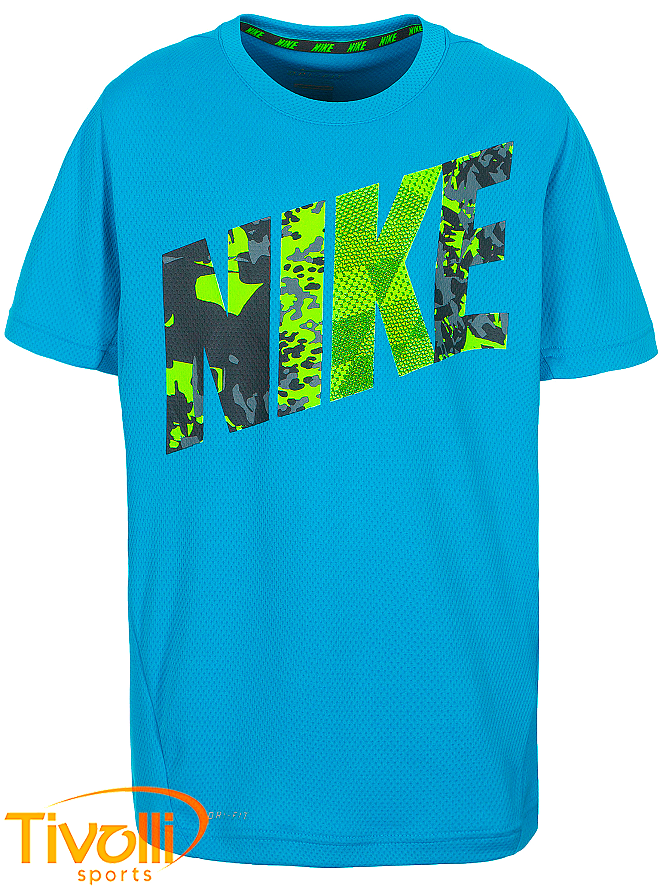 Camiseta infantil Nike Vapor Dri-Fit Graphic