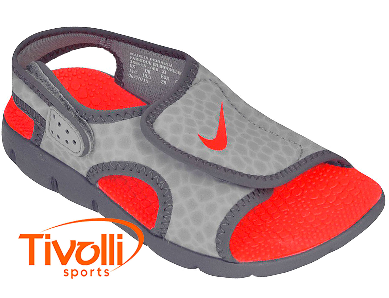 Sand�lia Nike Sunray Adjust 4 Infantil (GS/PS)