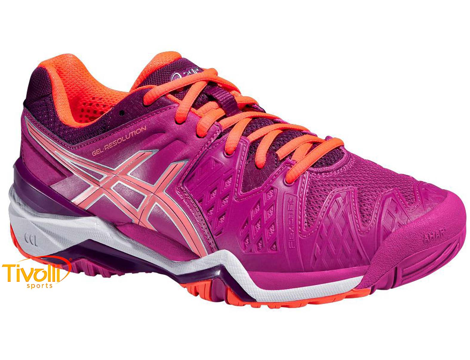 T�nis Asics Gel Resolution 6