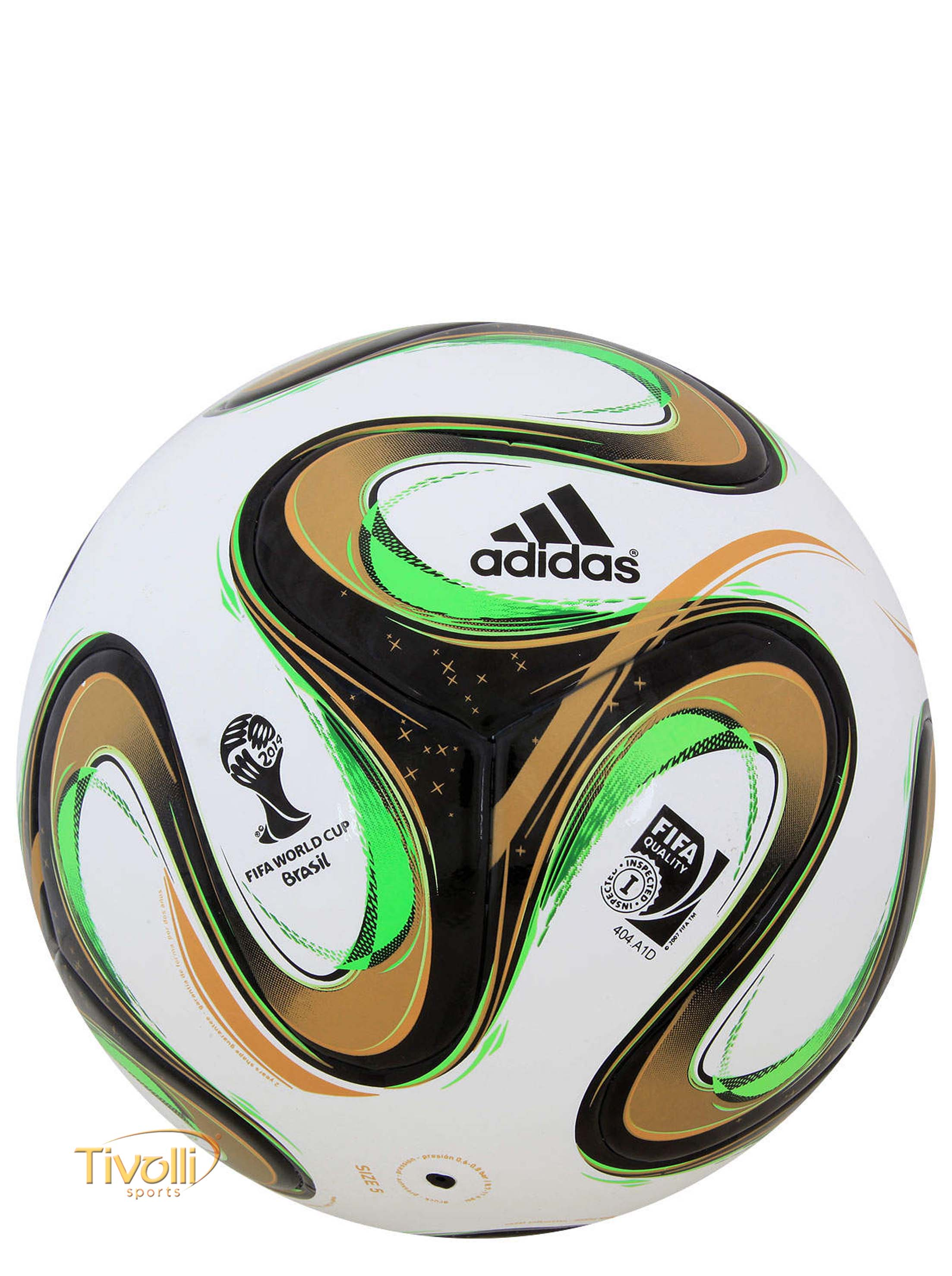 Bola Adidas Brazuca Top Replique Final Rio Copa do Mundo FIFA 2014
