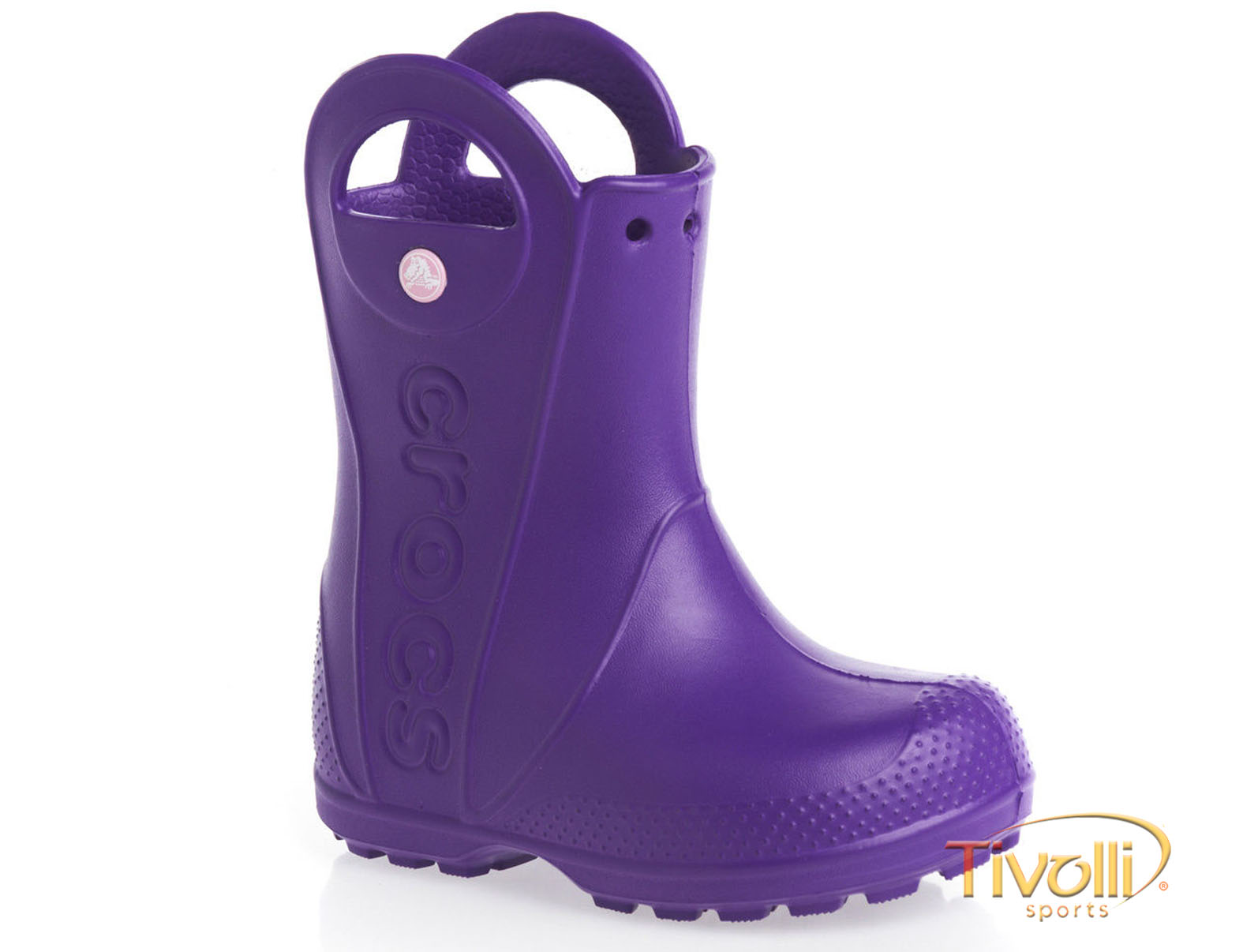 Galocha Crocs Boot Kids Handle It Rain