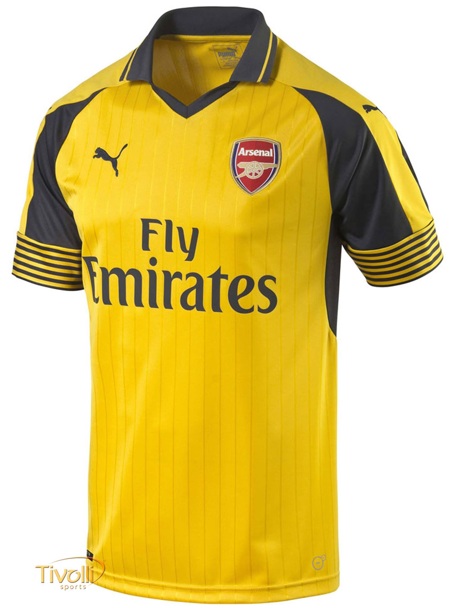 Camisa Arsenal II Away 2016/17 Puma