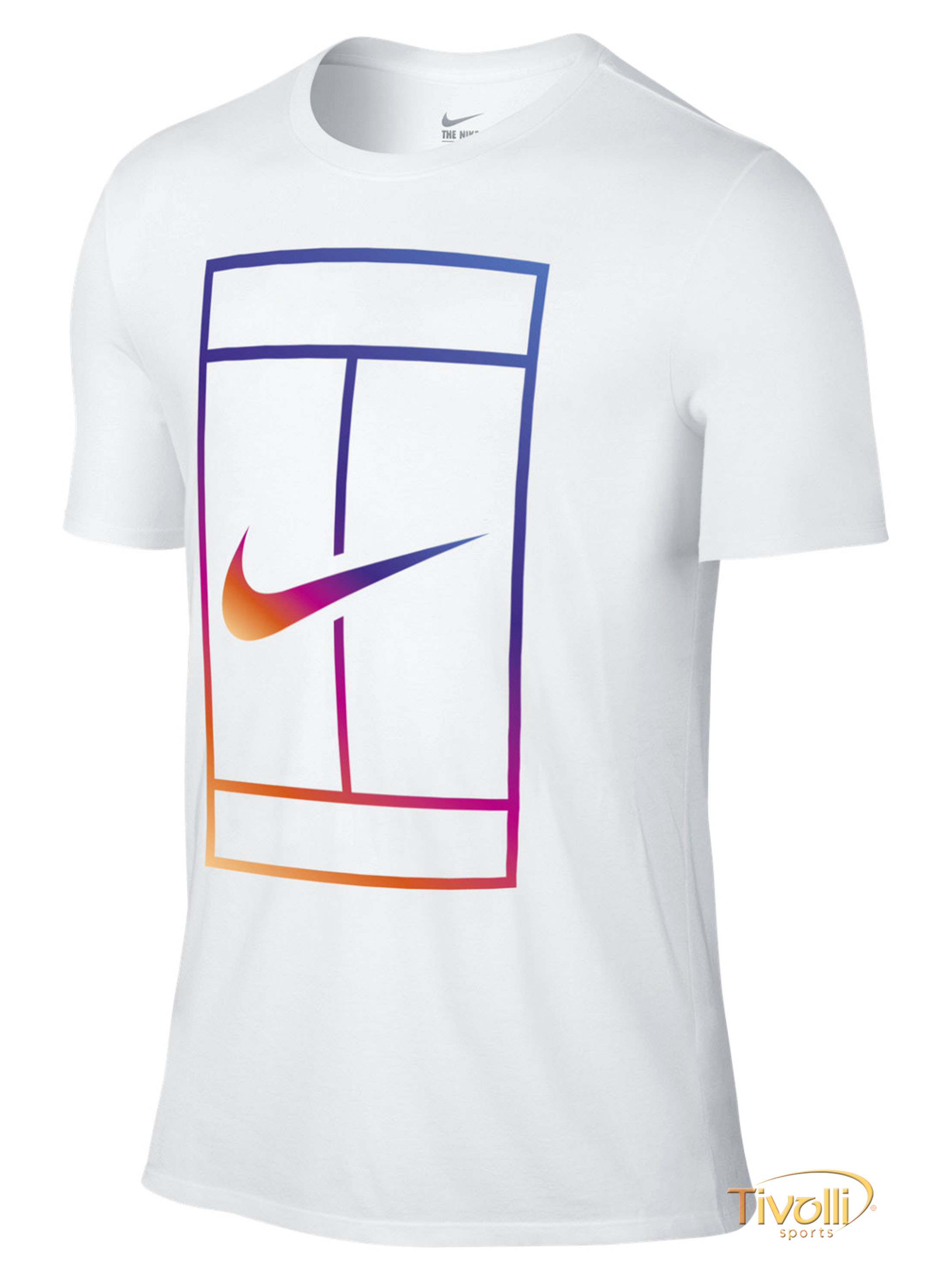 Camiseta Nike Court Iridescent