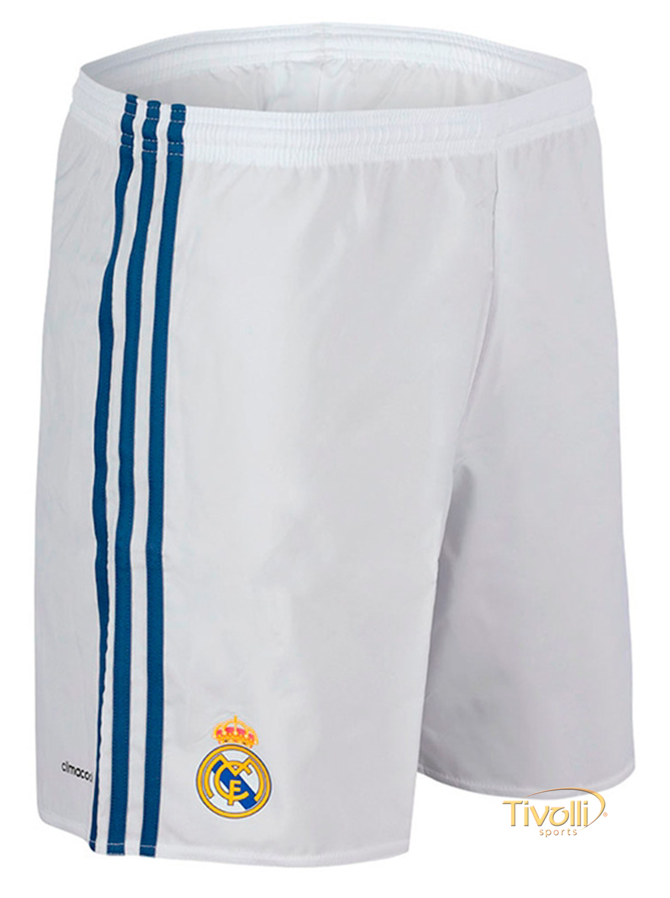 Shorts Real Madrid I Home 2016/17 Adidas